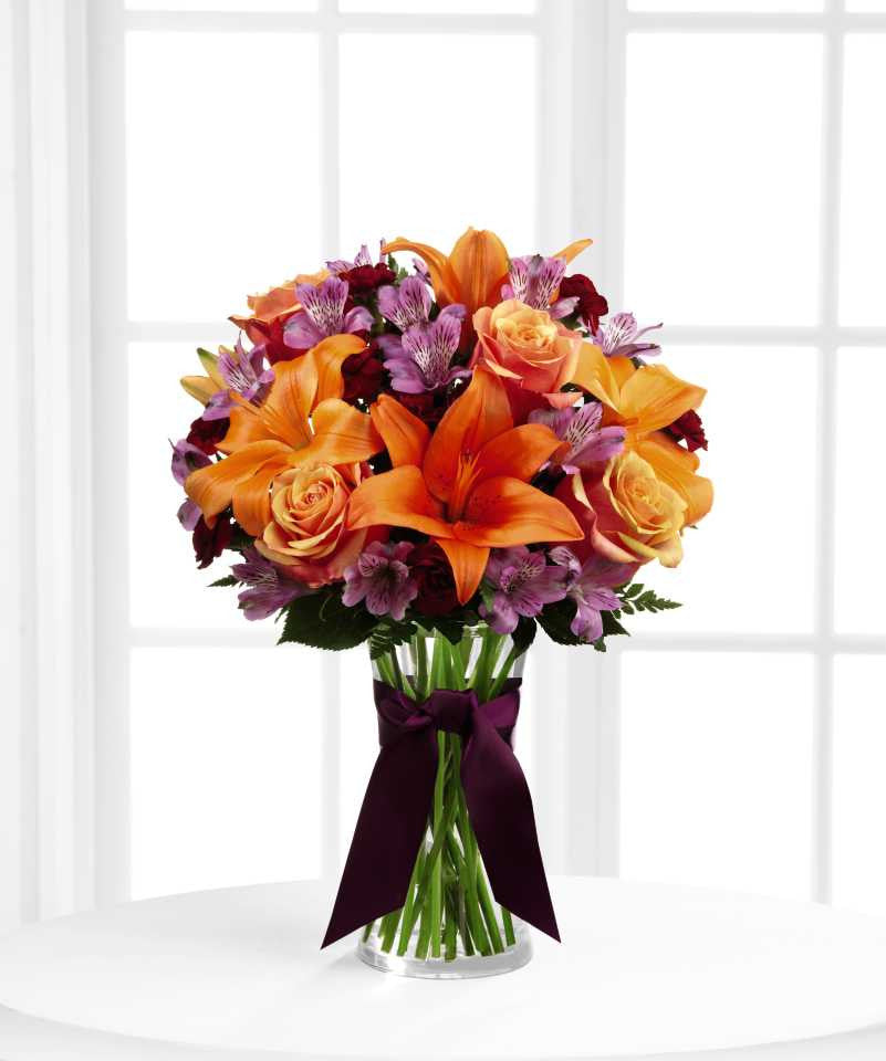 The FTD(r) Harvest Heartstrings(tm) Bouquet (B7-4781)