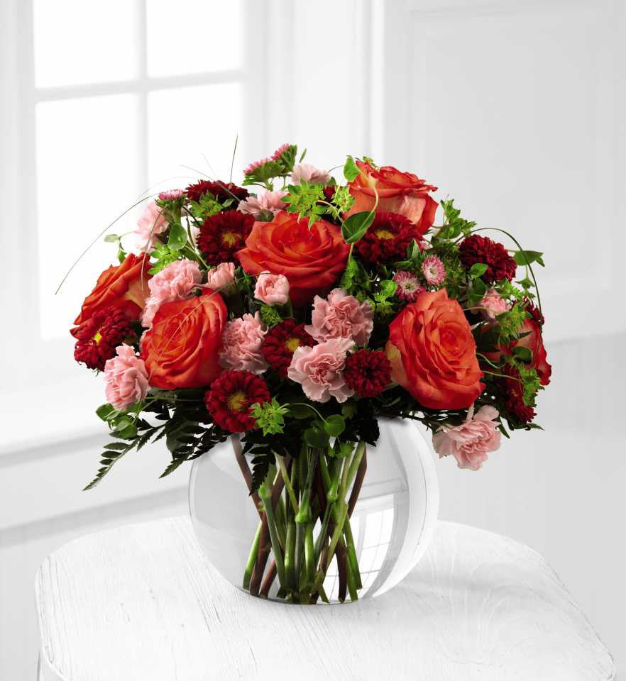 The FTD® Color Rush™ Bouquet by Better Homes and Gardens® (C11-4806 ...