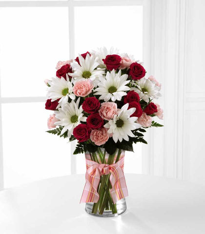 The FTD® Sweet Surprises® Bouquet (C12-4792)