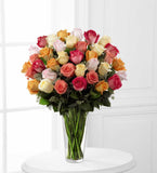 The FTD® Graceful Grandeur™ Rose Bouquet (E8-4810)