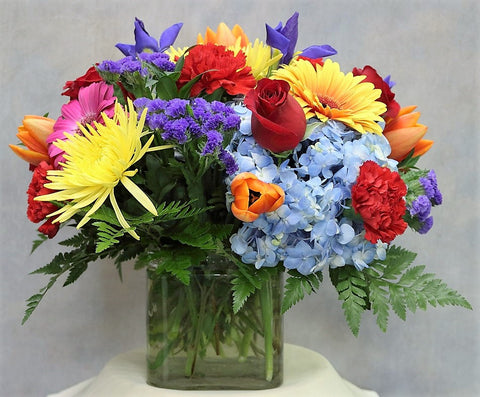 Burst of Colour Bouquet (TLBC11-5)