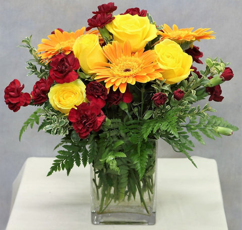 Burst of Sunshine Bouquet (TLBOS9-10)
