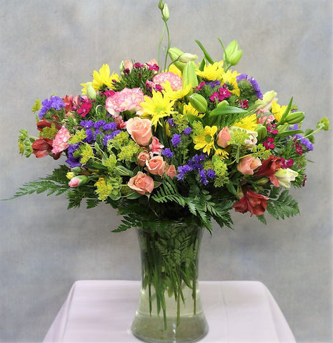 Blooming Sensation Bouquet (TLBS37-11)
