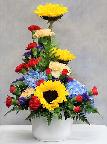 """Sun-sational Bouquet"" (TLSB-47)"