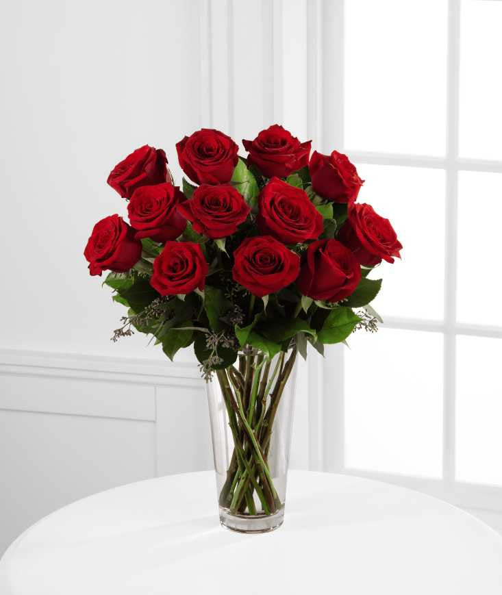 The FTD(r) Red Rose Bouquet (S14-4305; E2-4305)