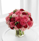 The FTD(r) Precious Heart(tm) Bouquet (S25-4321)