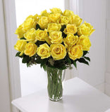 The FTD(r) Yellow Rose Bouquet (S38-4307)