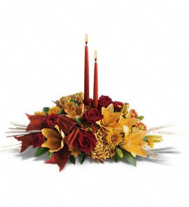 Graceful Glow Centerpiece (T168-1)