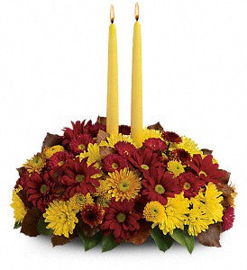 Harvest Happiness Centerpiece (T168-2)