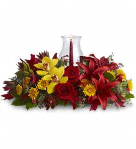 Glow of Gratitude Centerpiece (T178-1)
