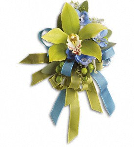 Big Night Orchid Corsage (T201-6)