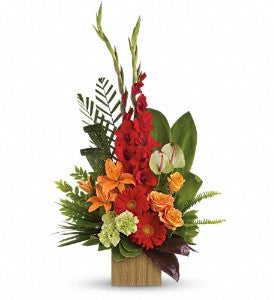 Heart's Companion Bouquet by Teleflora (T273-1)