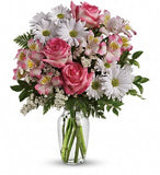 What a Treat Bouquet with Roses (TEV12-2)
