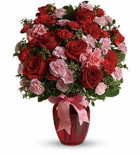 Dance with Me Bouquet with Red Roses (TEV12-5)