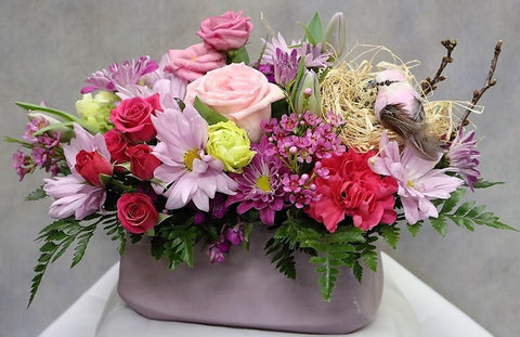 A Touch of Spring Bouquet (TLTS4-9)
