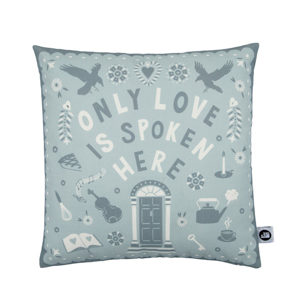 Only Love Cushion Cover