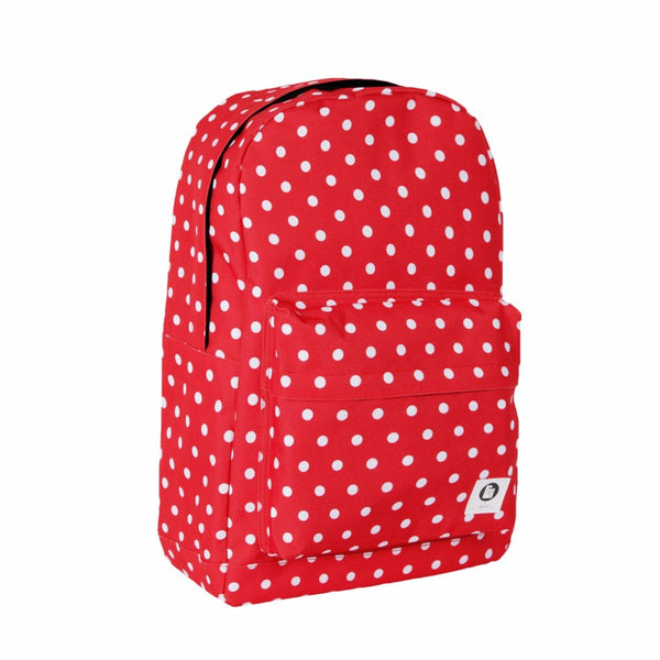 Polka Backpack