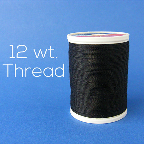 12 wt. Thread for Quilting and Embroidery