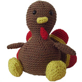 Alvin the Turkey Crochet Amigurumi Pattern