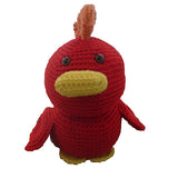 Brian the Rooster Crochet Amigurumi Pattern