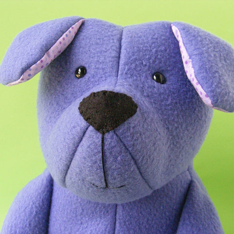 Buddy - a puppy softie pattern