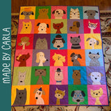 Cats Quilt Pattern