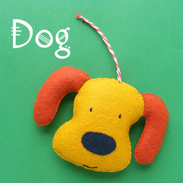 Dog Ornament Pattern