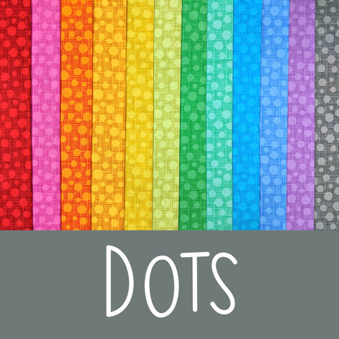 Dots Fabric Bundle