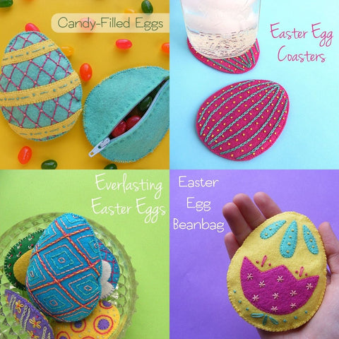 Shiny Happy Easter Pattern Collection 2015