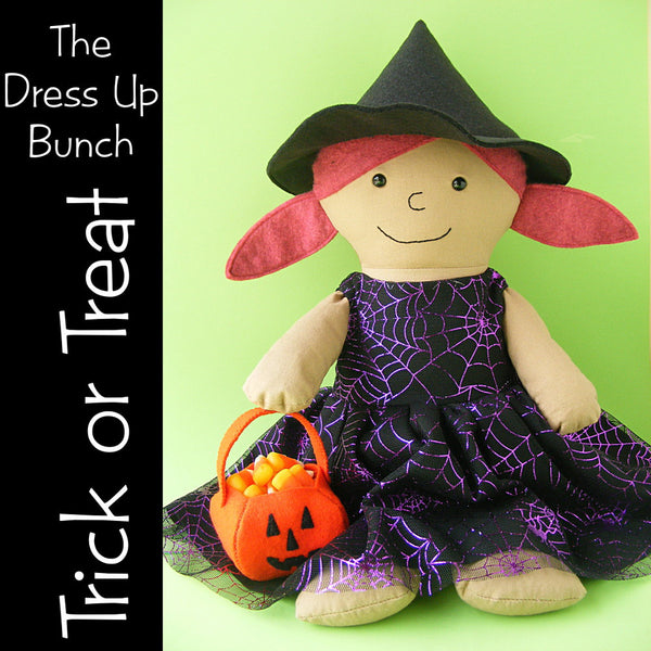 Dress Up Bunch - Trick or Treat Pattern Collection