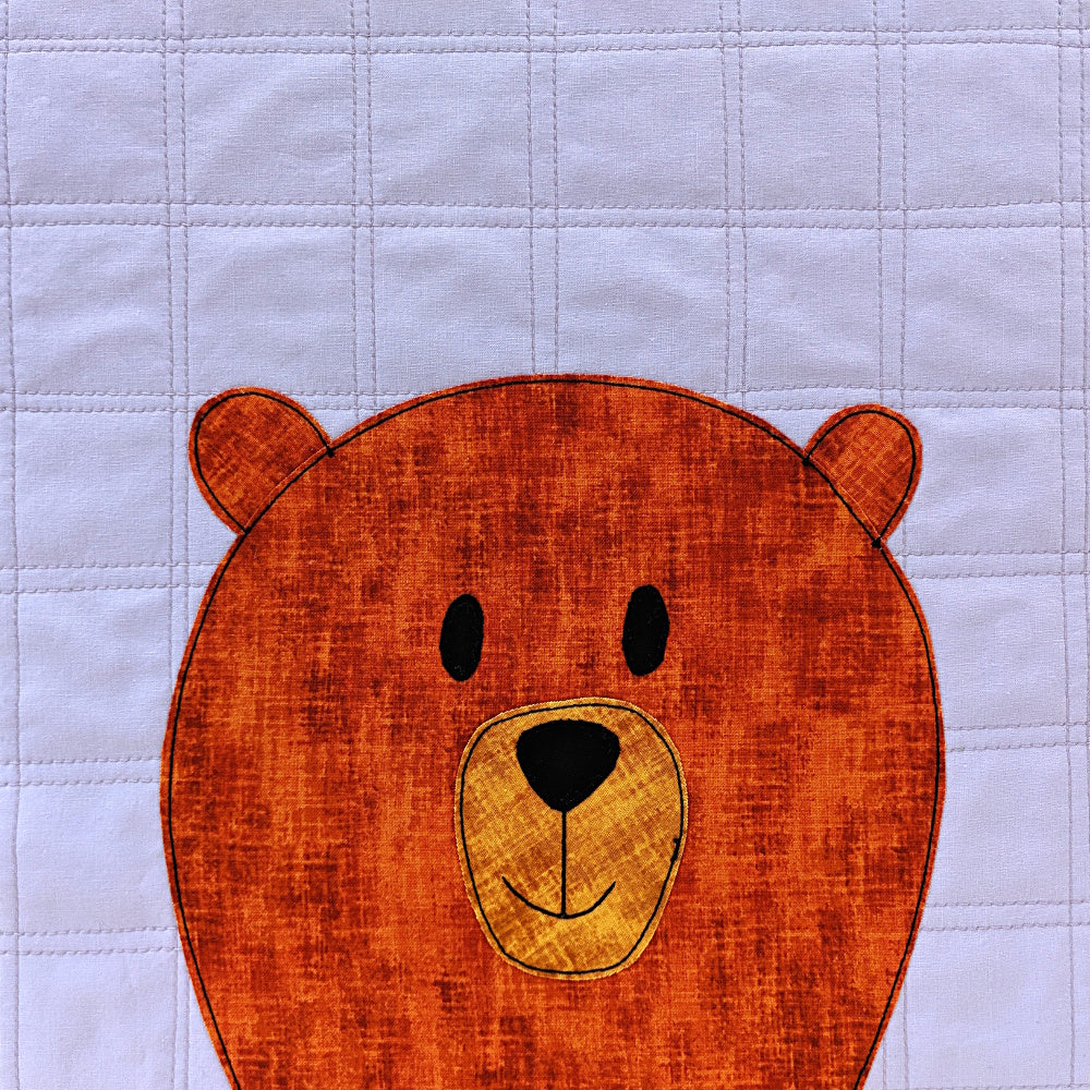 Bunches Of Bears Quilt Pattern Shiny Happy World