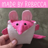 Mischief of Mice - Mouse Softie Pattern