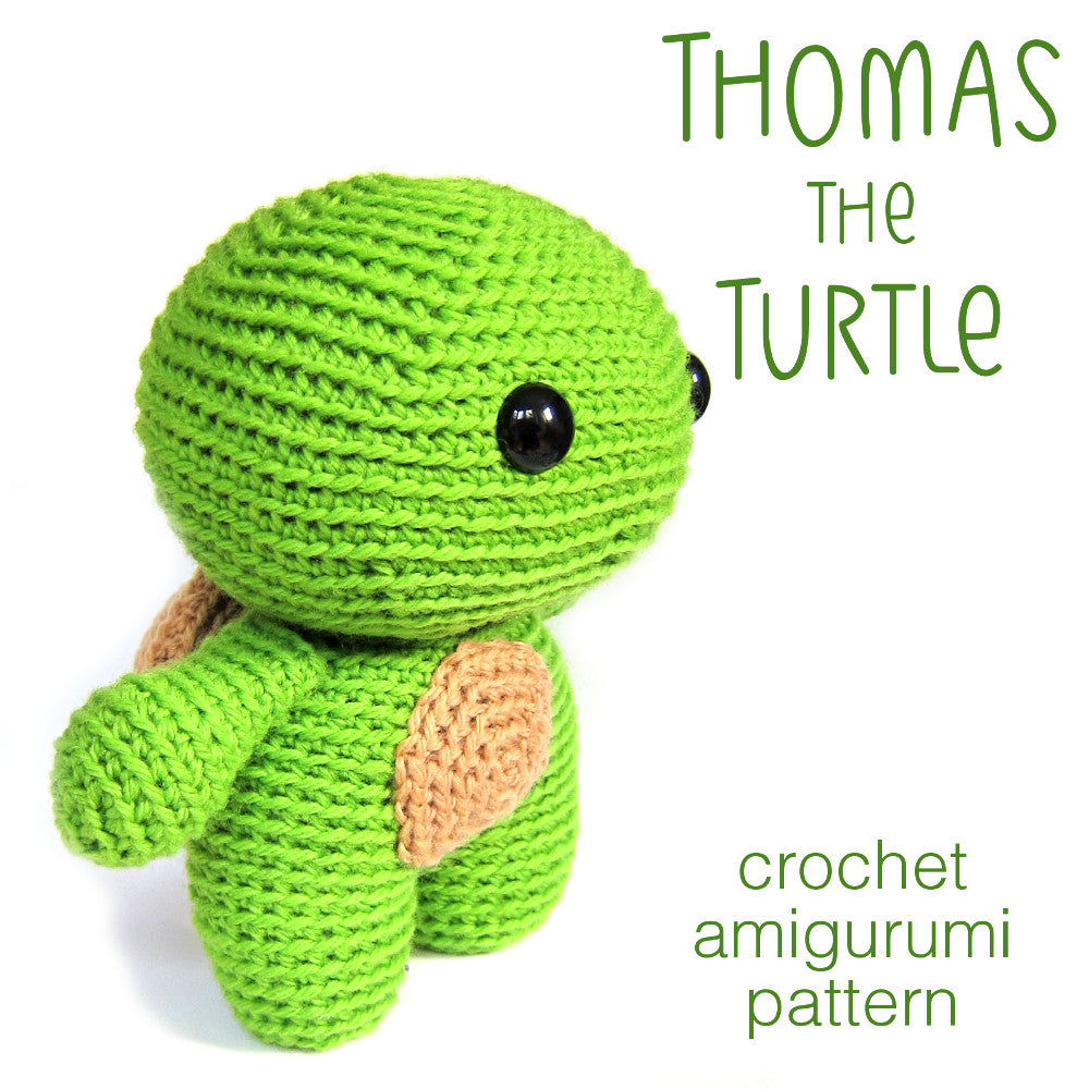 Watermelon turtles – amigurumi patterns - Amigurumi Today | 1000x1000