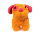 Archer the Dog Crochet Amigurumi Pattern