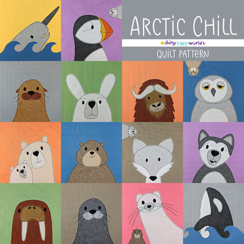 Arctic Chill Quilt Pattern
