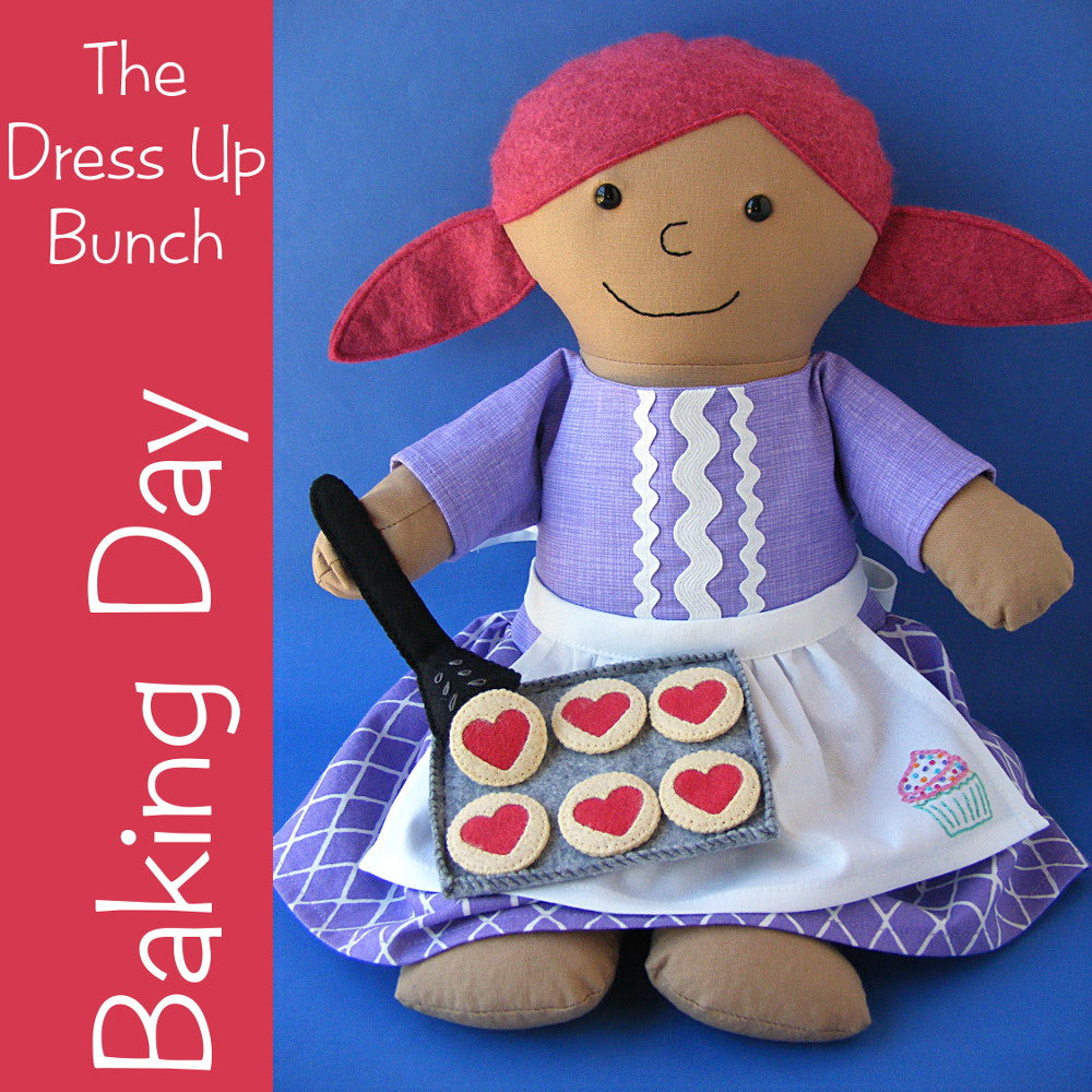 Dress Up Bunch - Baking Day Pattern Collection