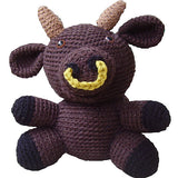 Deryck the Bull Crochet Amigurumi Pattern