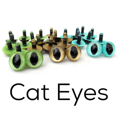 Cat Craft Eyes