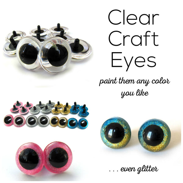 Clear Craft Eyes