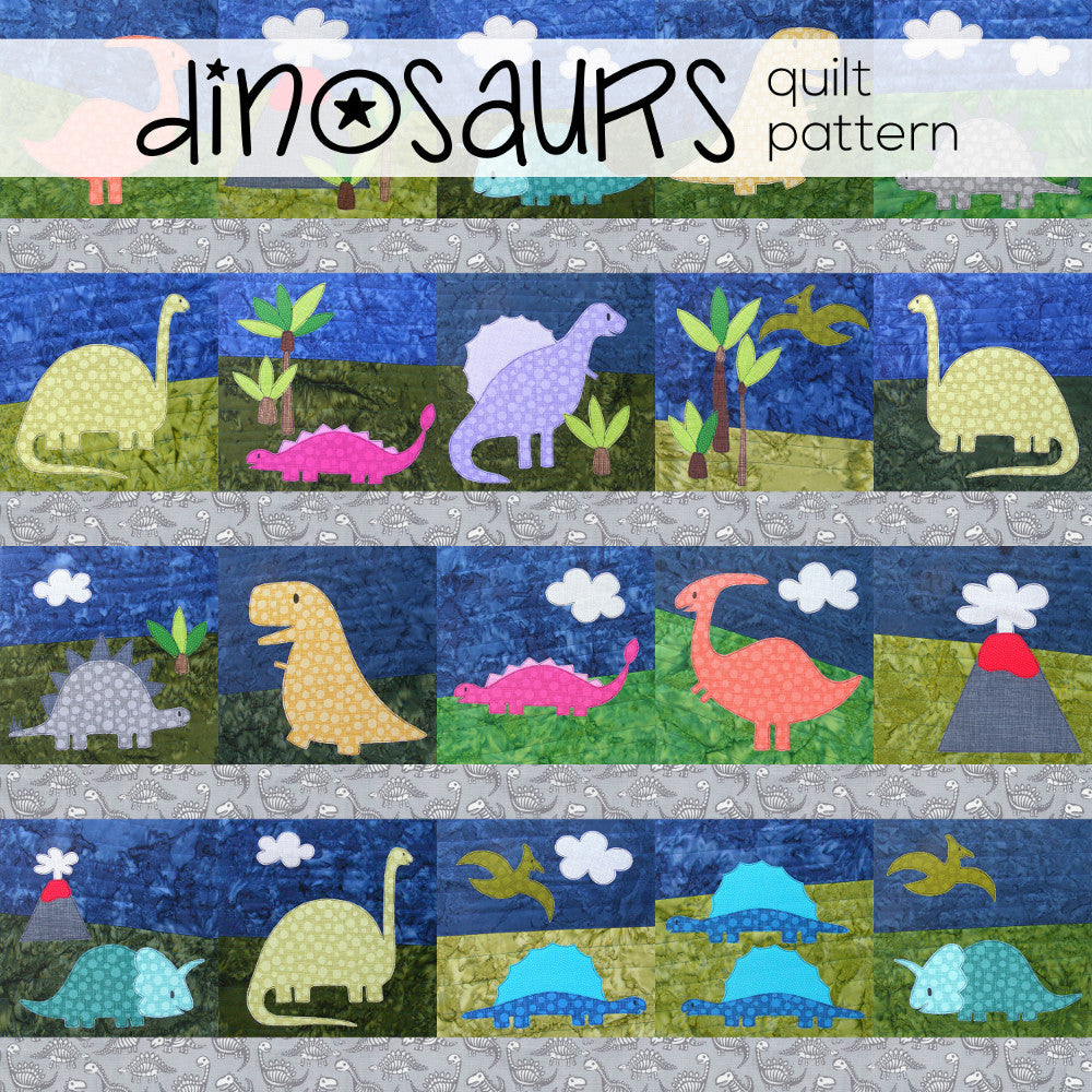 Bestselling Applique Quilt Patterns of 2017 | Shiny Happy World : applique quilts patterns - Adamdwight.com