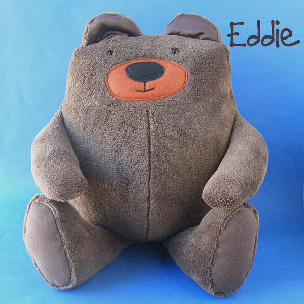 Eddie the Huggable Teddy Bear