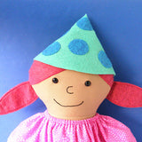 Party Time - dress, party hat and gift bag pattern