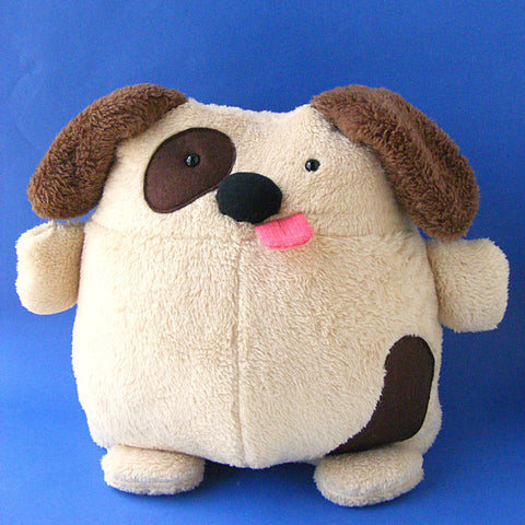 Buster - a dog stuffed animal pattern
