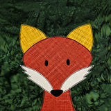 Fergal Fox Applique Pattern