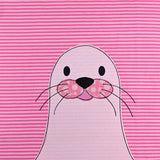 Serena Seal Applique Pattern