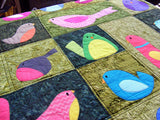 Chirp - a Bird Quilt Pattern Workshop