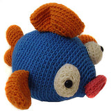 Willy the Fish Crochet Amigurumi Pattern