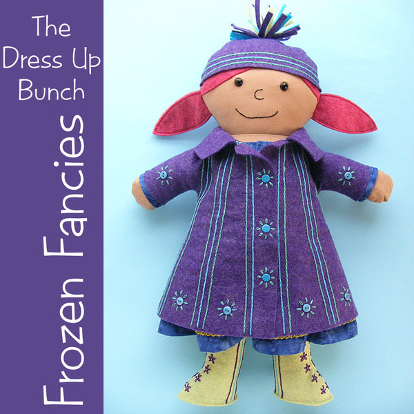 Dress Up Bunch - Frozen Fancies Pattern Collection