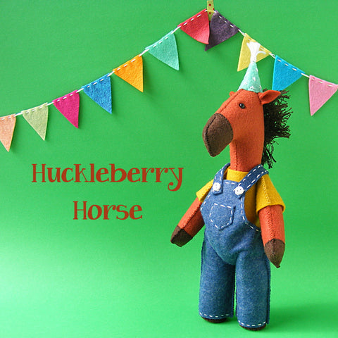 Huckleberry Horse