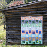 Squaresville Quilt Pattern